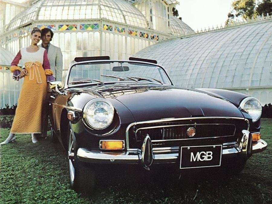 MGB Roadster (US) '1970